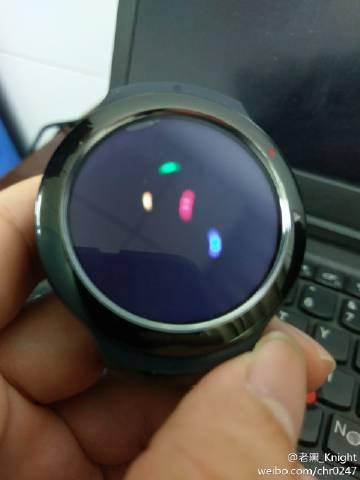 HTC Halfbeak Android Wear Watch 3