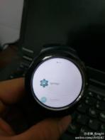 HTC Halfbeak Android Wear Watch 8