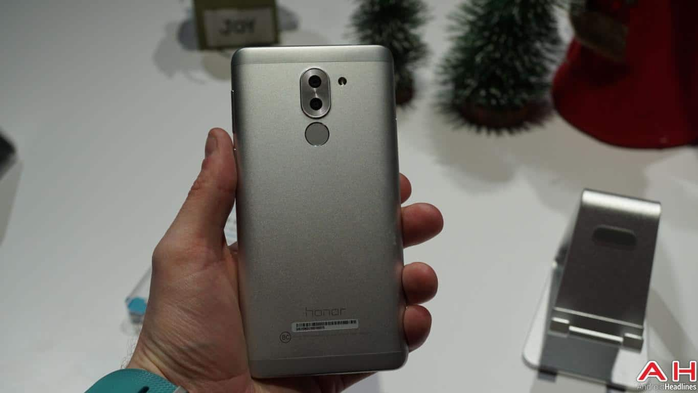 Honor 6X CES 2017 Hands On AH 10