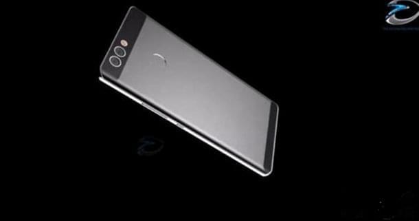 Huawei P10 render leak 3