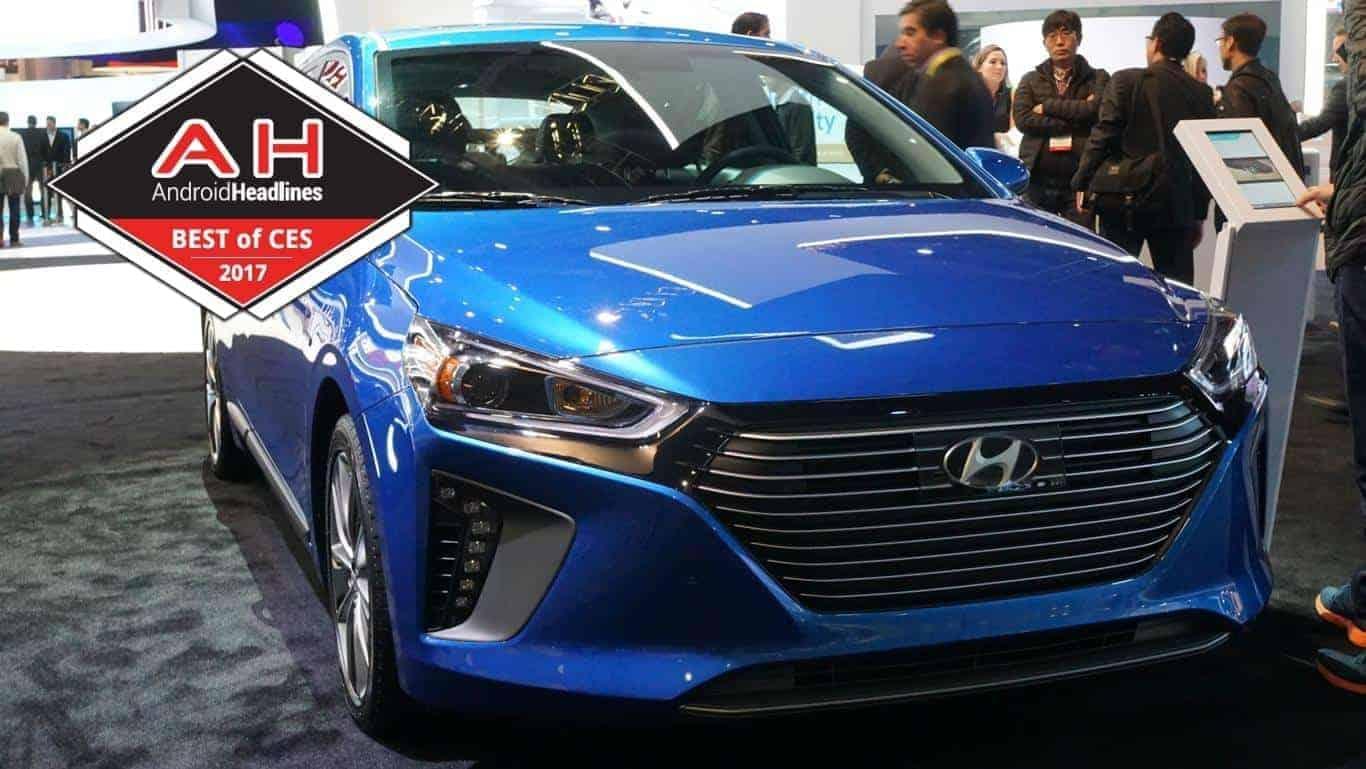 Hyundai CES 2017 AH 1