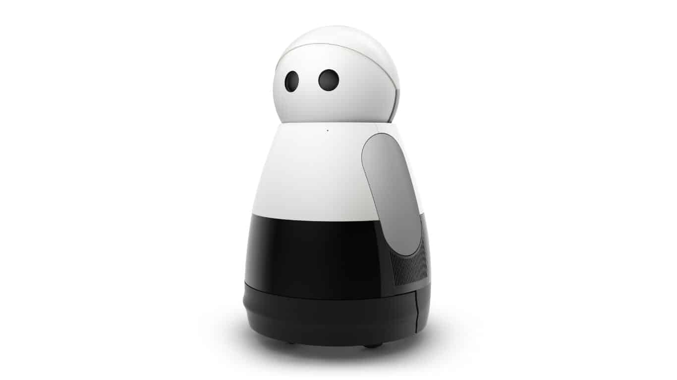 Kuri home robot 1