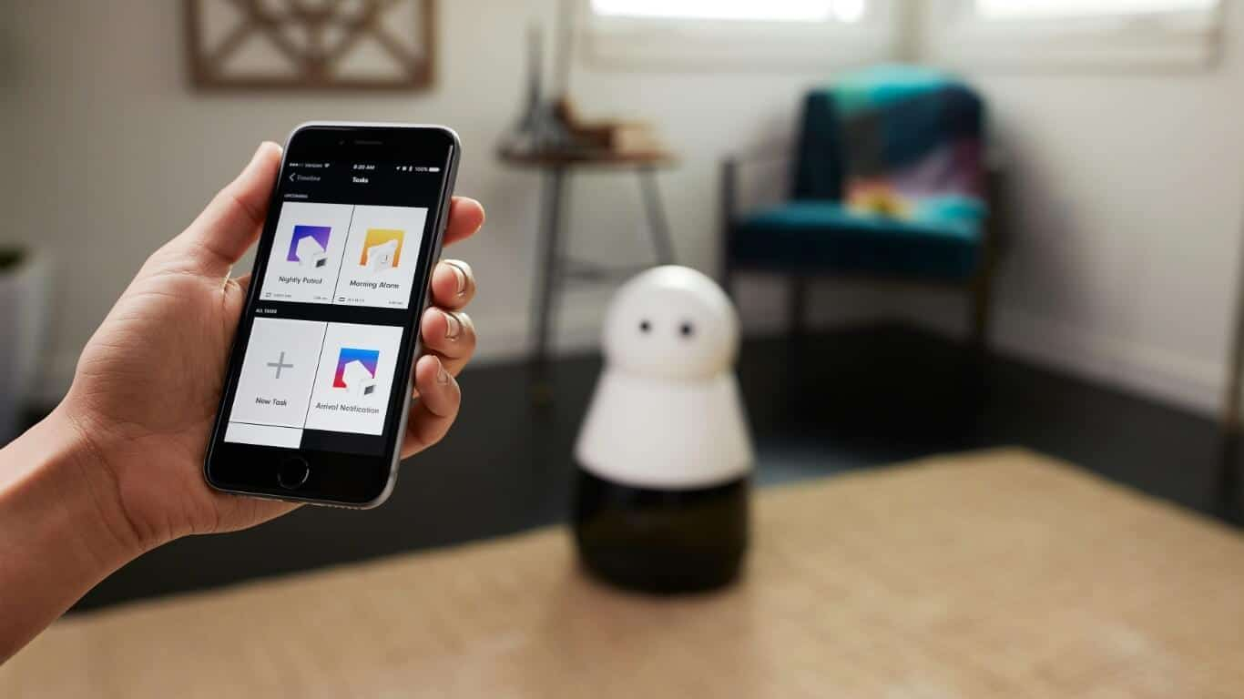 Kuri home robot 3