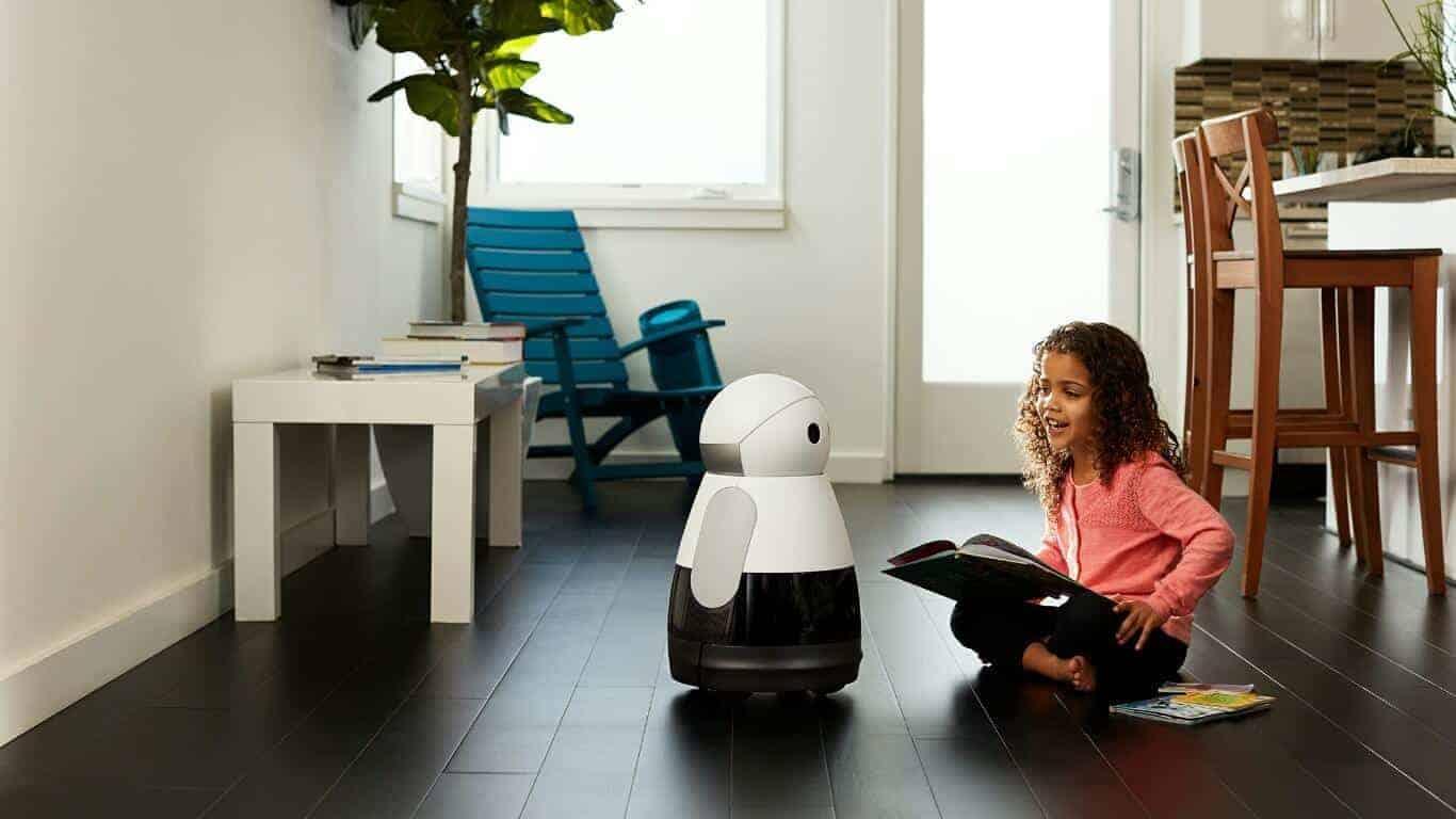 Kuri home robot 5