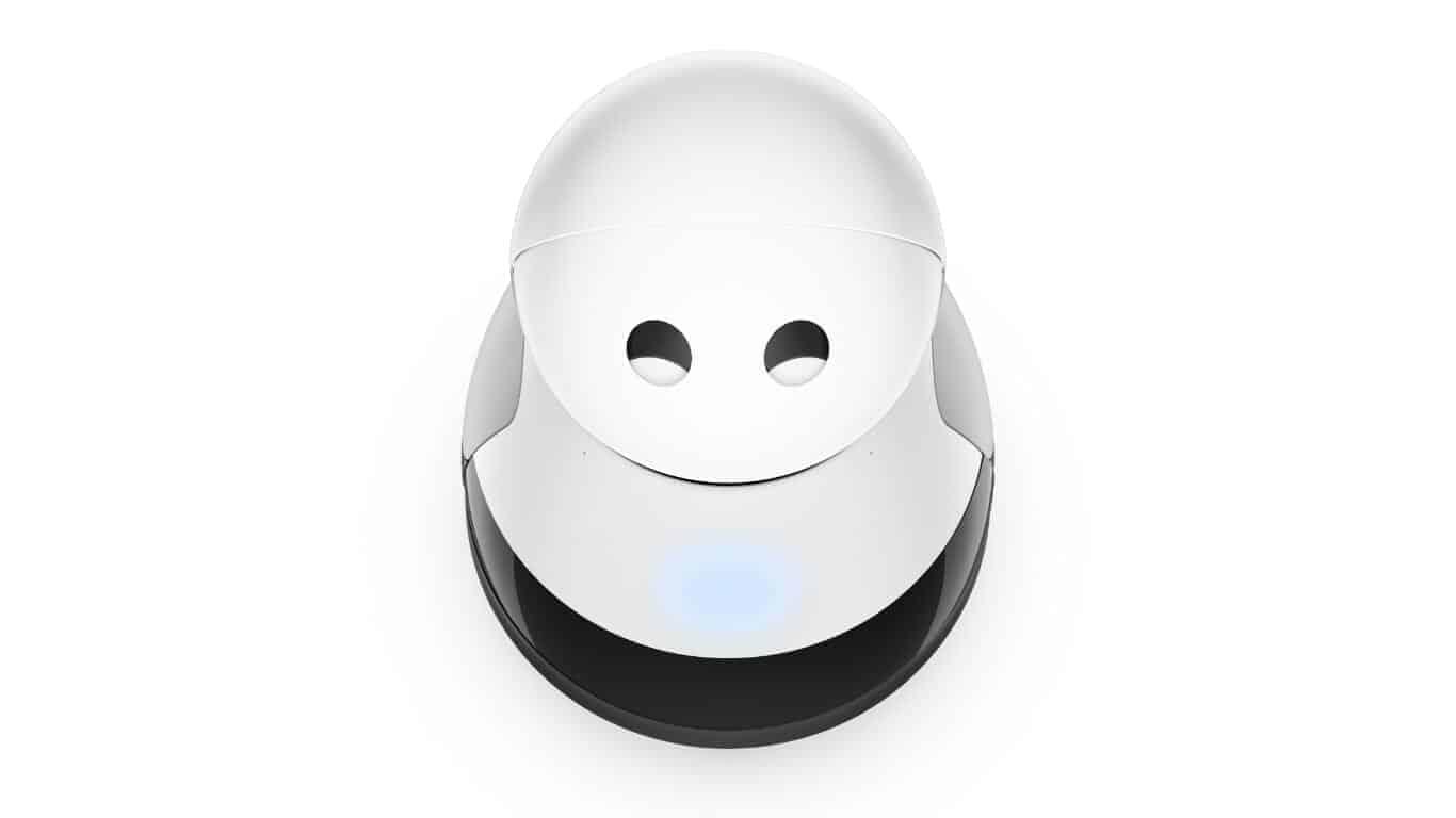 Kuri home robot 6