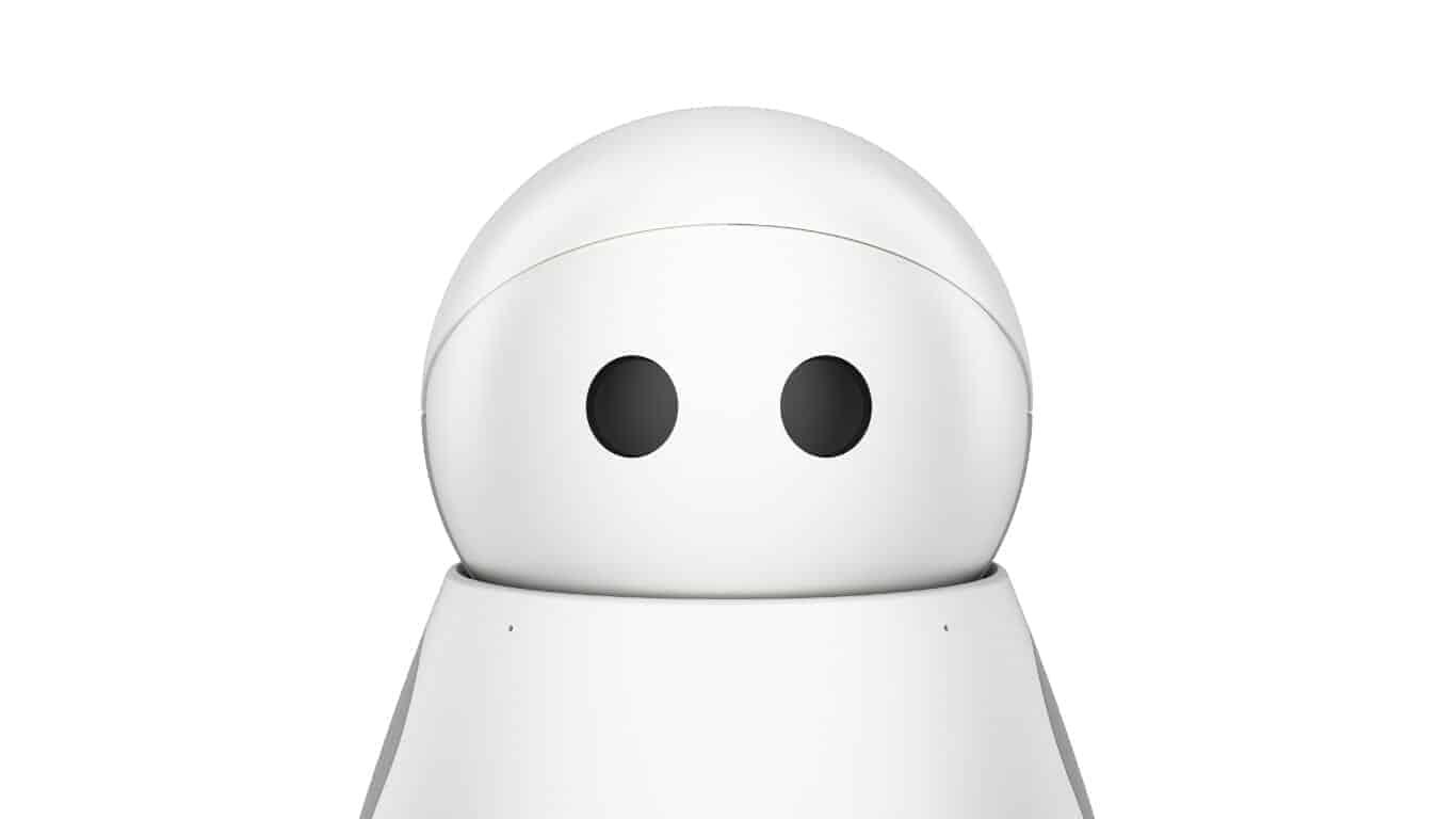 Kuri home robot 7