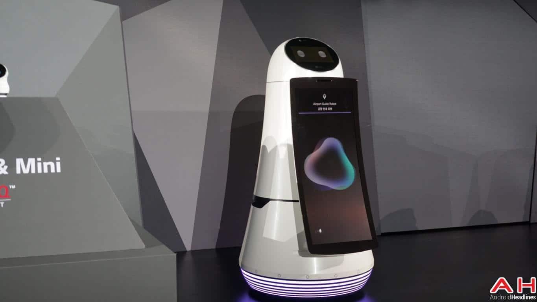LG Smart Robots CES AH 5