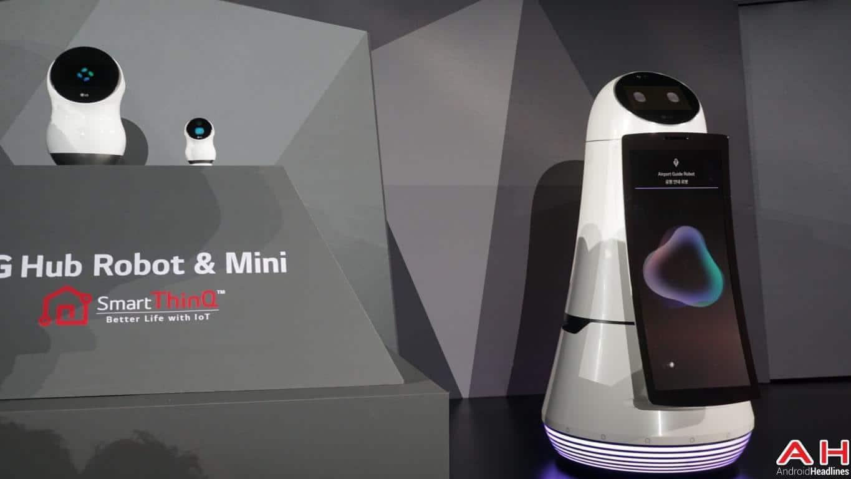 LG Smart Robots CES AH 6