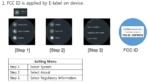 LG Smartwatch W270 FCC KK