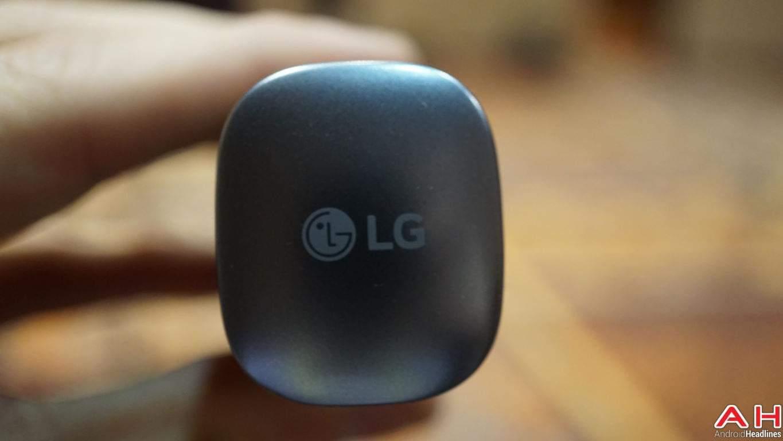LG Tone Free Hands On AH 11