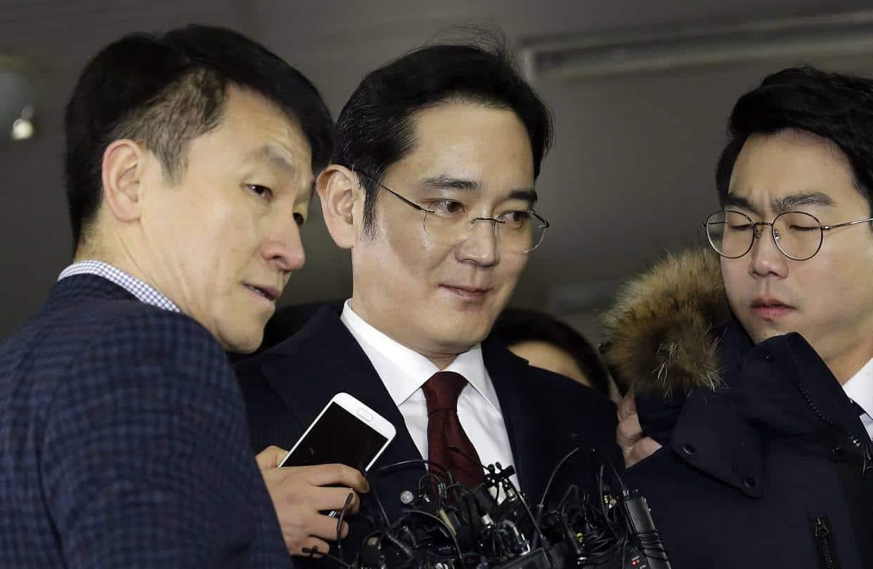 Samsung Heir Lee Jae-yong Could Get A Presidential Pardon