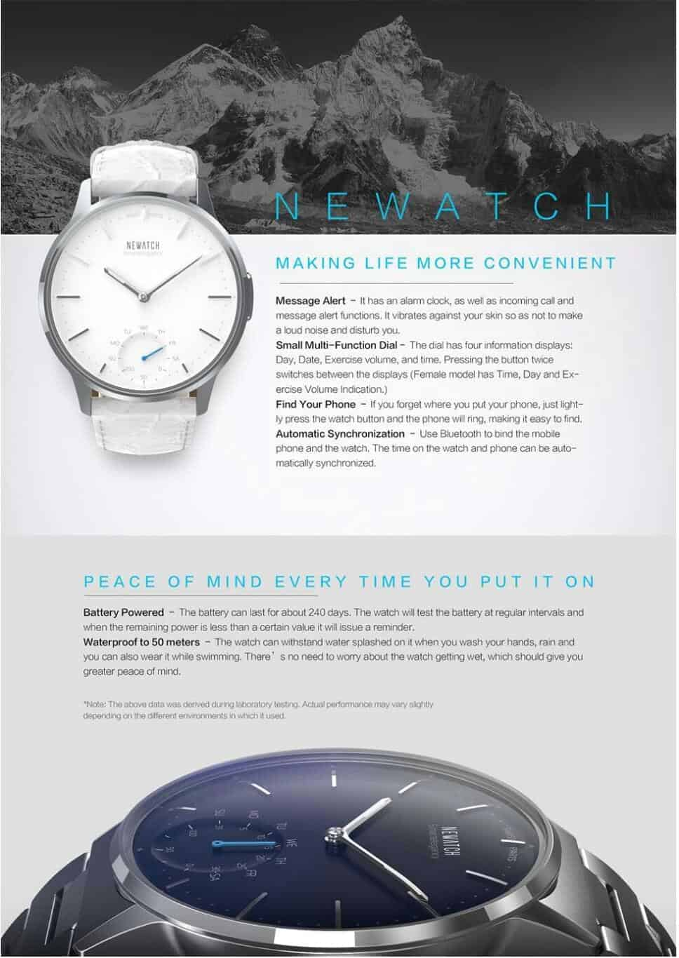 Meizu Newatch 6
