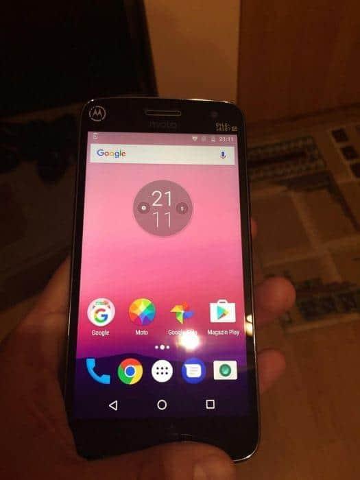 Moto G5 Plus leak 5