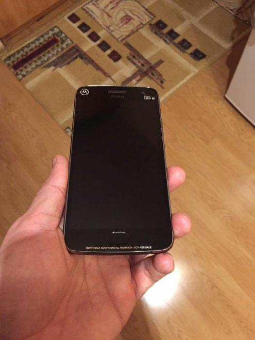 Moto G5 Plus leak 8