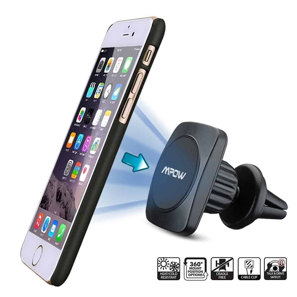 Mpow Cell Phone Car Mount Deal 2