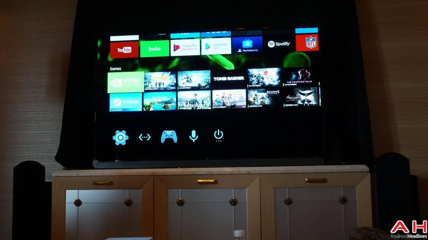NVIDIA SHIELD Android TV 2017 AH 13