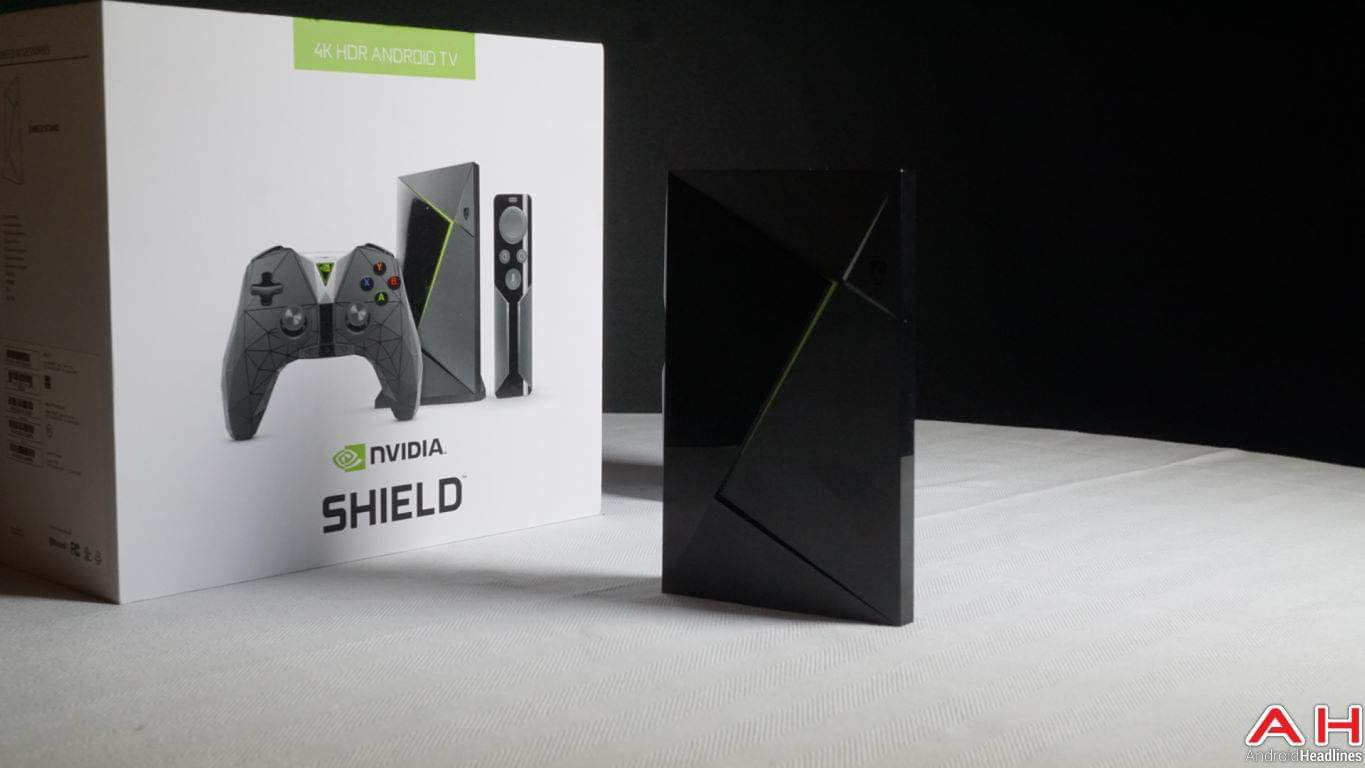 NVIDIA SHIELD Android TV 2017 AH 15