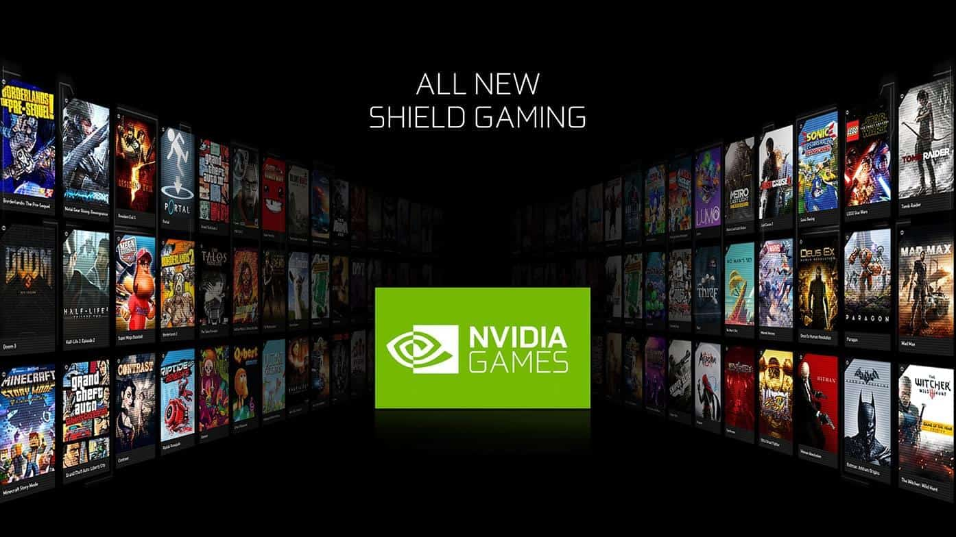 NVIDIA SHIELD 5 Update 2