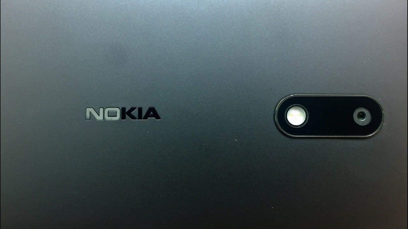 Report Logo On The Nokia 6 Losing Its Original Black Color