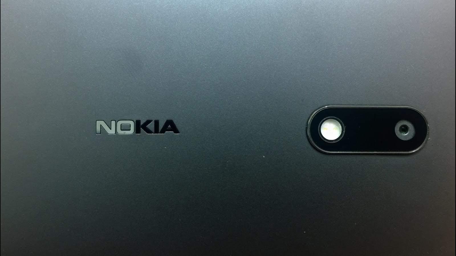 Nokia 6 logo pain peels off 2