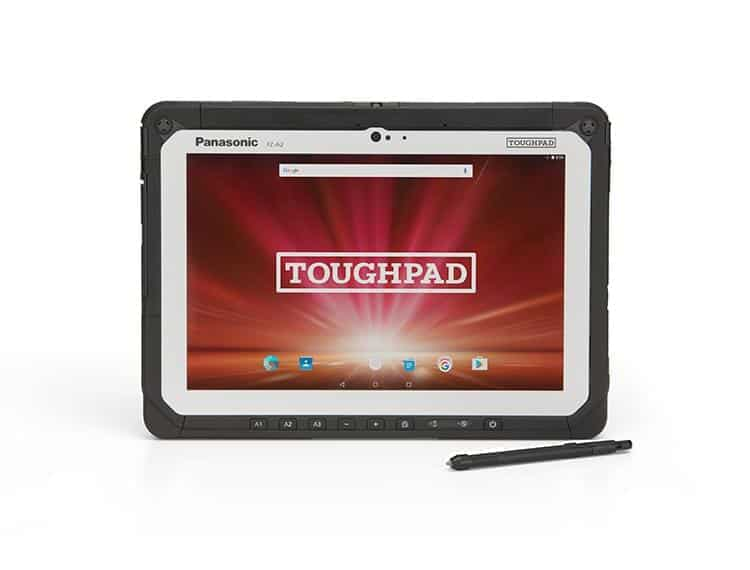 Panasonic Toughpad FZ A2 1