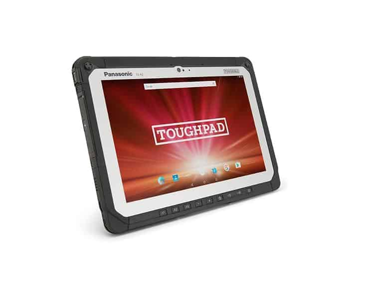 Panasonic Toughpad FZ A2 3