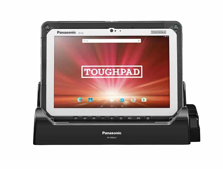 Panasonic Toughpad FZ A2 4
