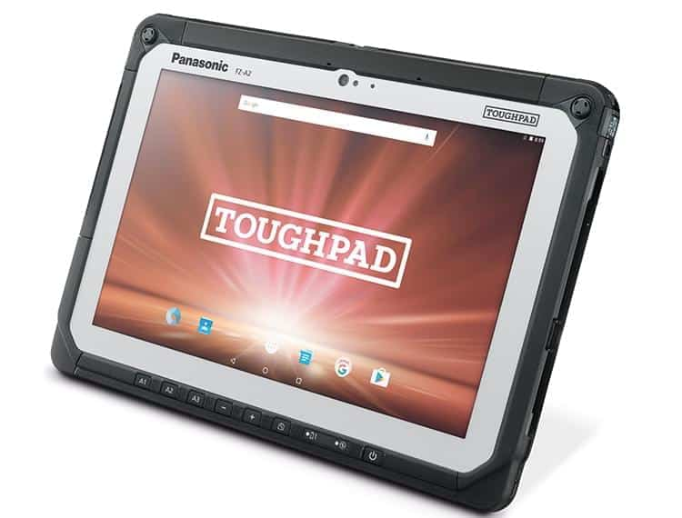 Panasonic Toughpad FZ A2 7