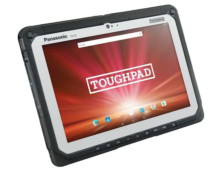 Panasonic Toughpad FZ A2 8