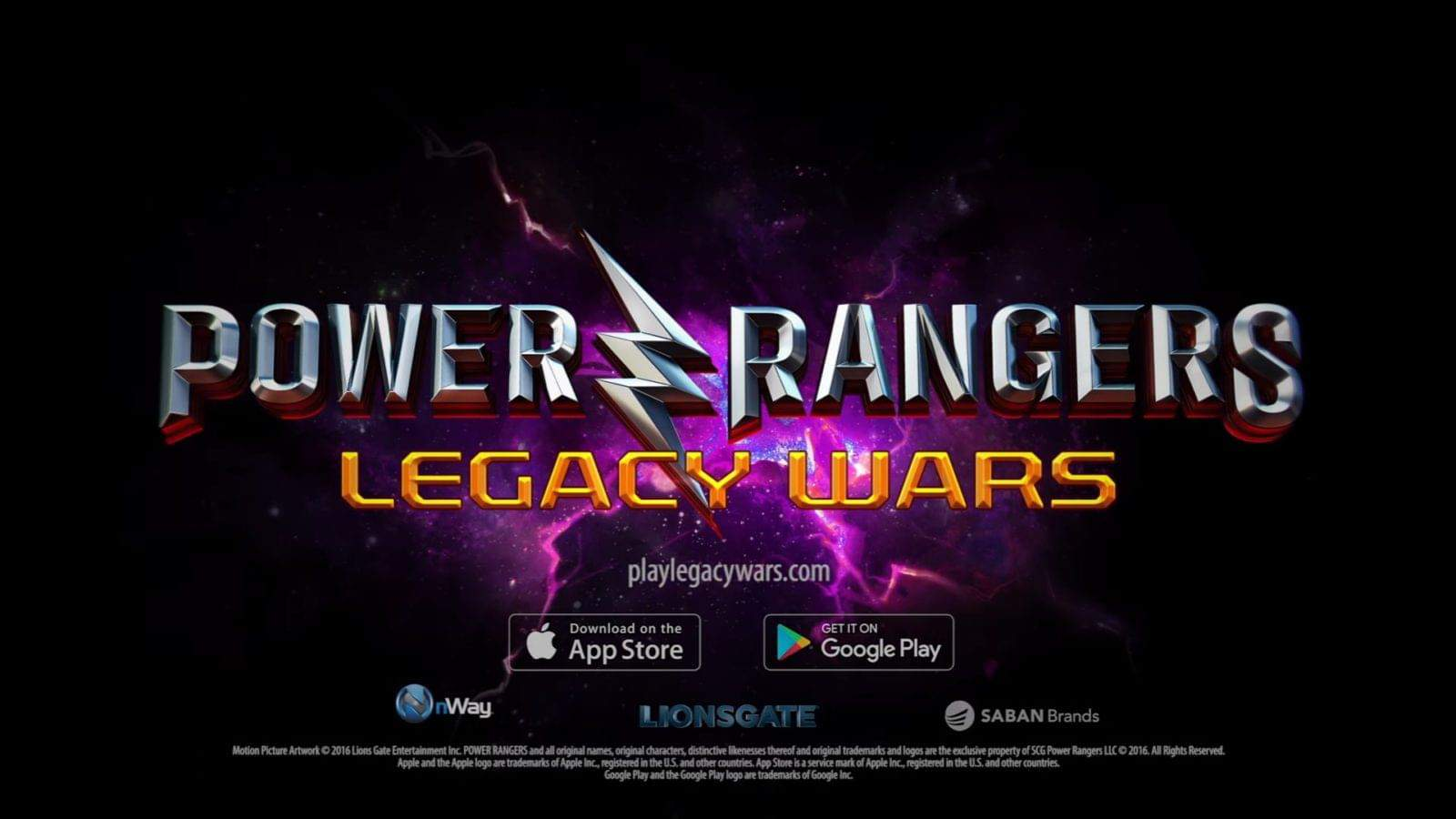 Power Rangers: Legacy Wars Coming To Android in March 2017 ...
