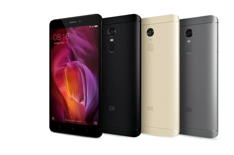 xiaomi intros redmi note 4 in india three variants
