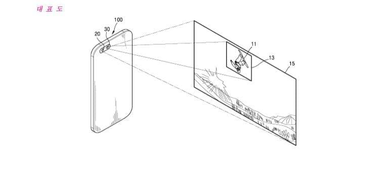 Samsung Dual Camera Patent 1