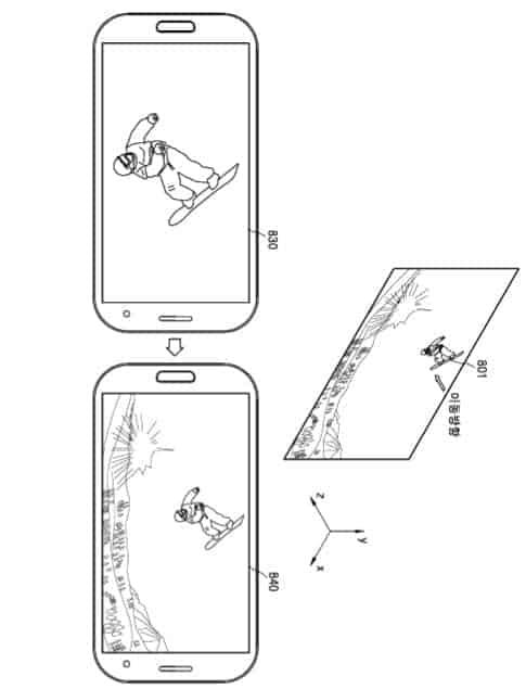 Samsung Dual Camera Patent 10