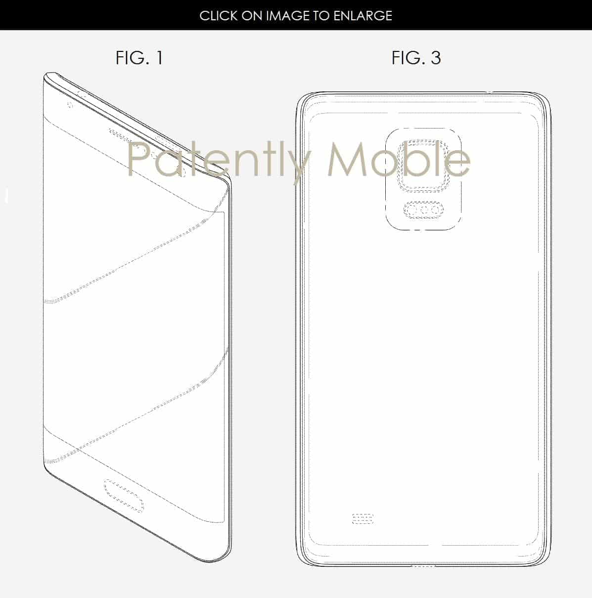 Samsung Foldable Display Patent 2
