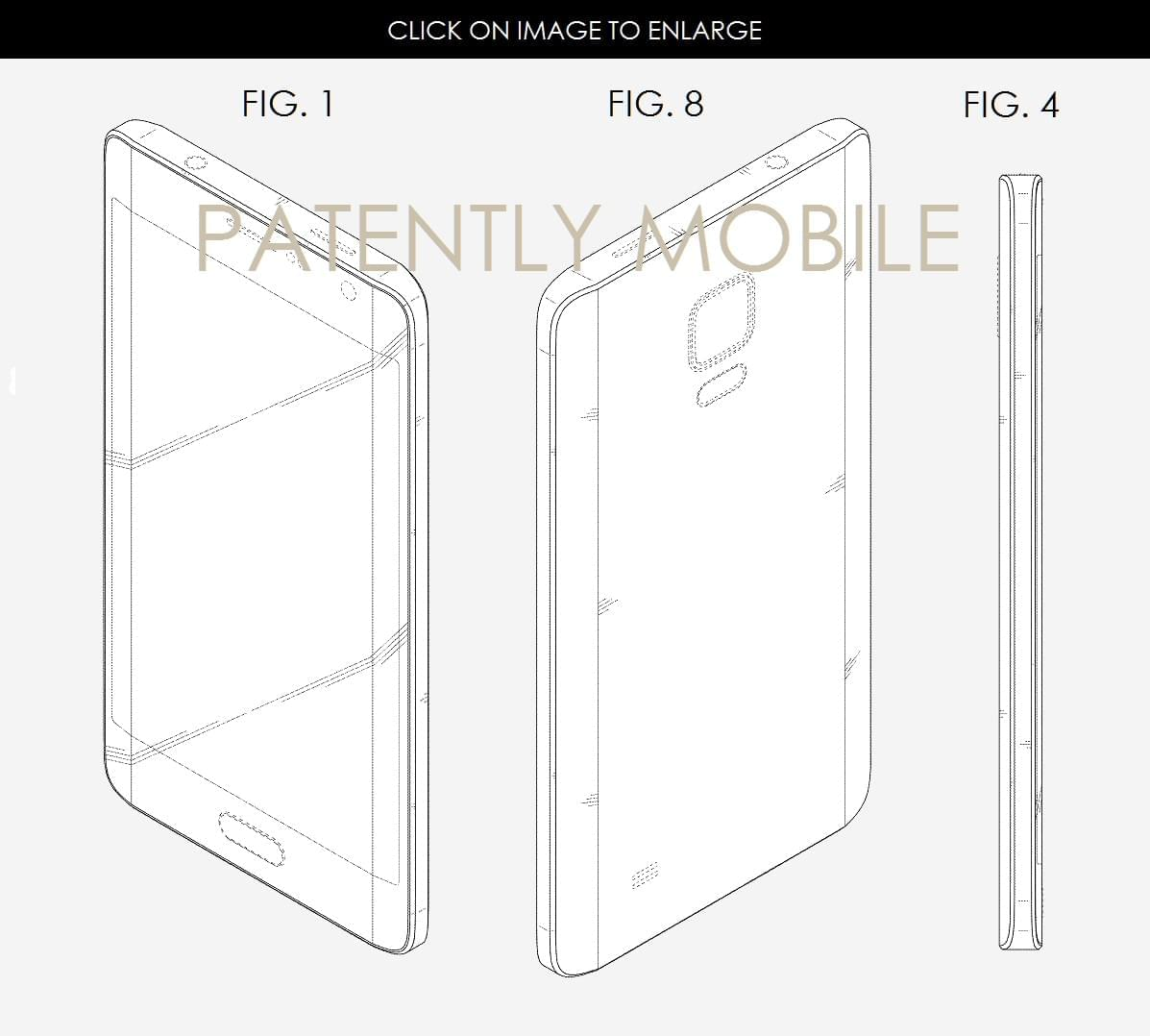 Samsung Foldable Display Patent 3