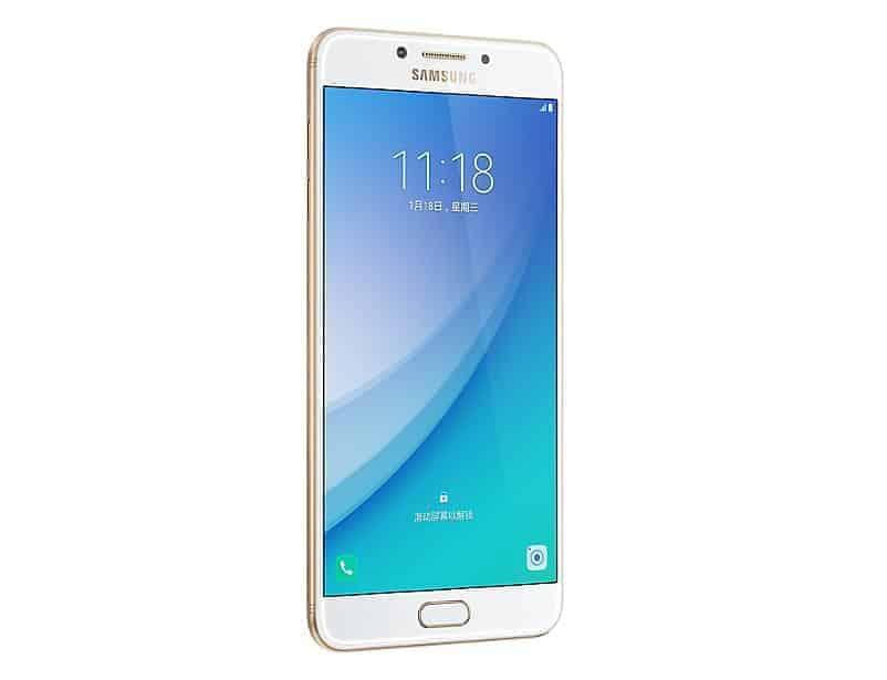 Samsung Galaxy C7 Pro 7