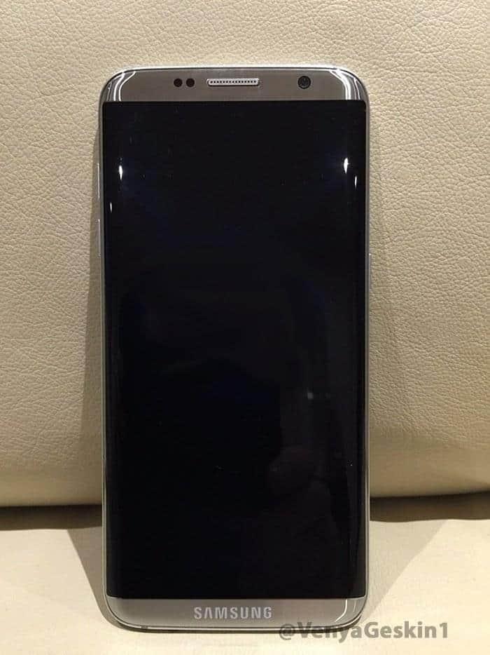 Samsung Galaxy S8 real life image leak 2