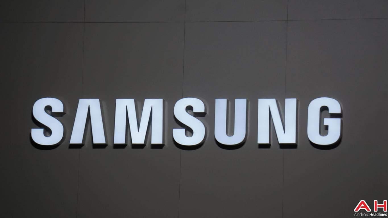 Samsung Logo CES AH 2