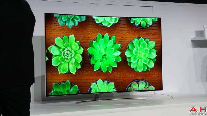 Samsung QLED TV CES AH 3