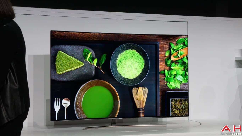 Samsung QLED TV CES AH 6