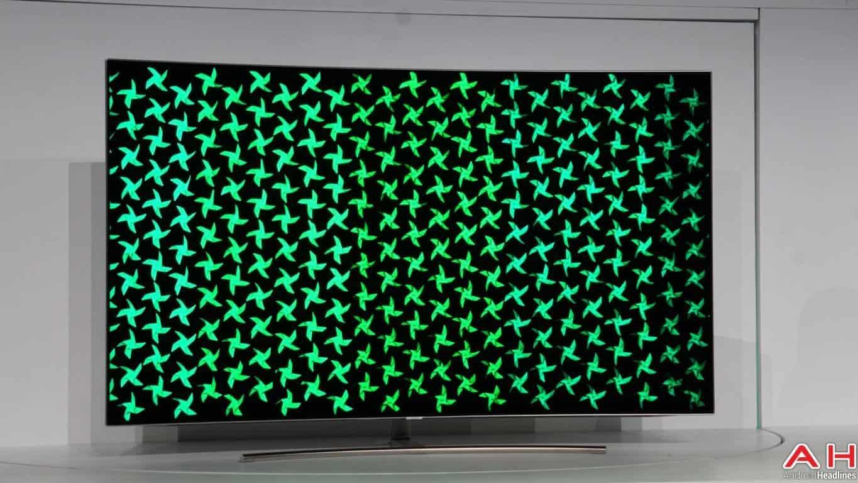 Samsung QLED TV CES AH 8