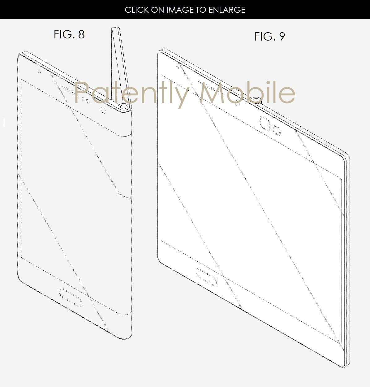Samsung Foldout Patently Mobile