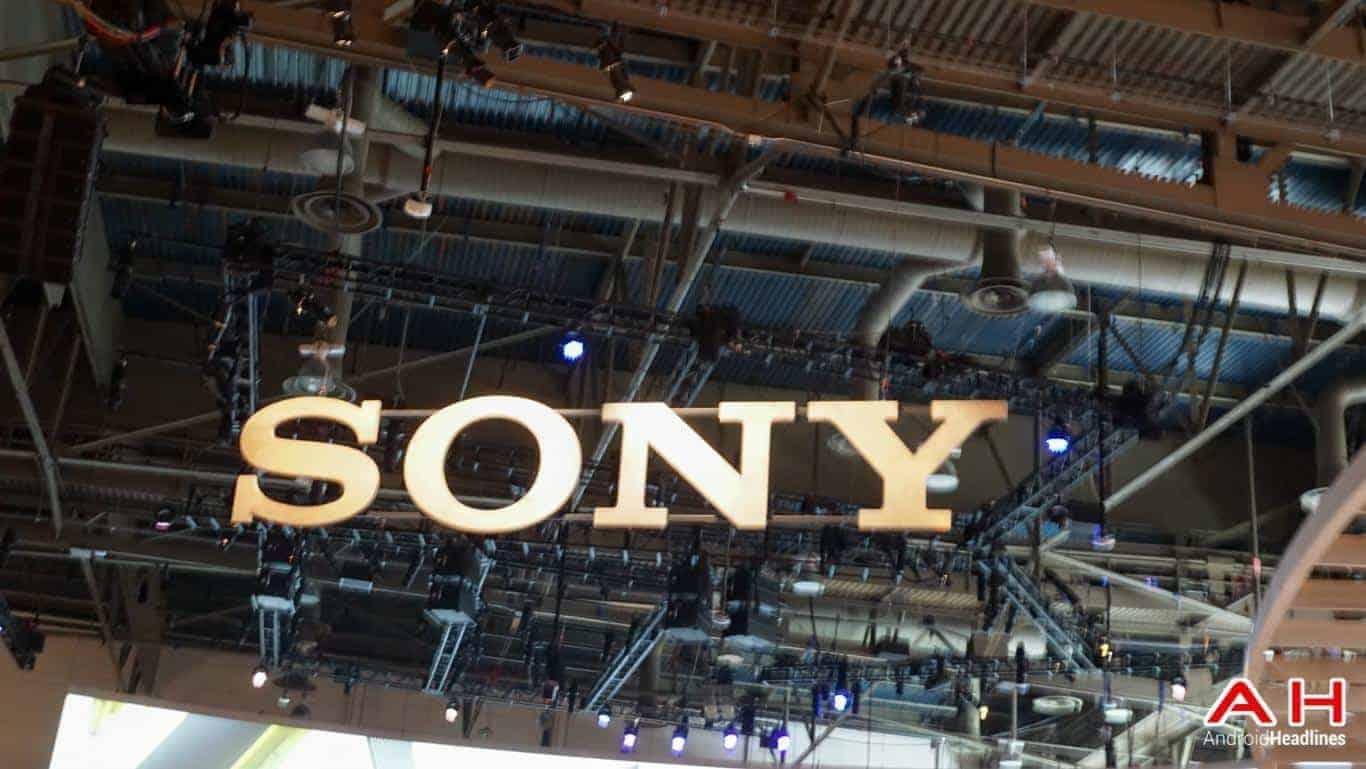 Sony Logo AH 1