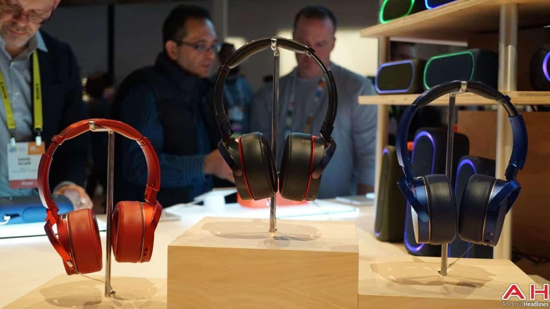 Sony MDR XB950N1 Headphones AH 10