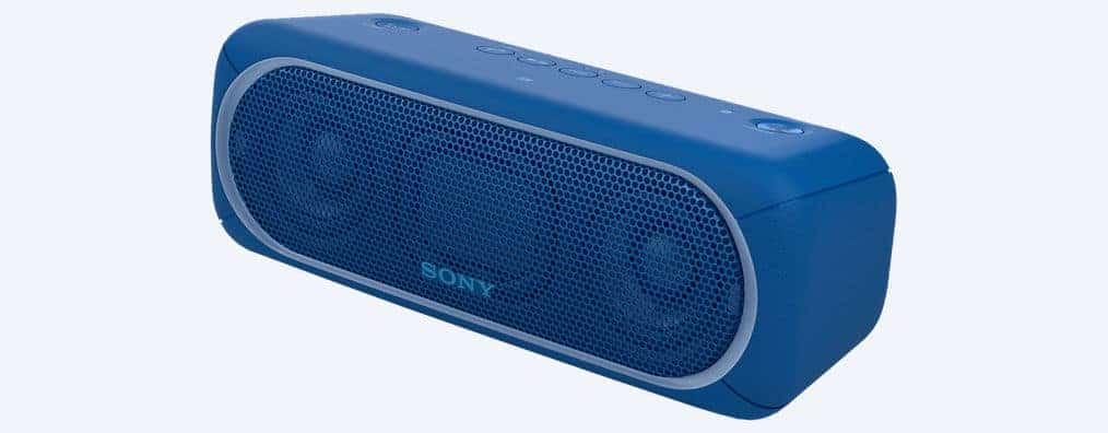 Sony SRS XB30 EXTRA BASS Bluetooth Speaker 01