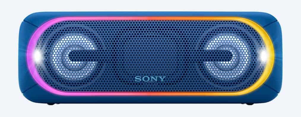 Sony SRS XB40 EXTRA BASS Bluetooth Speaker 02