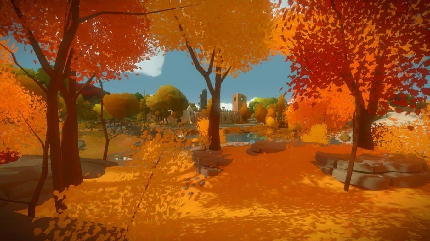 The Witness Android TV 02
