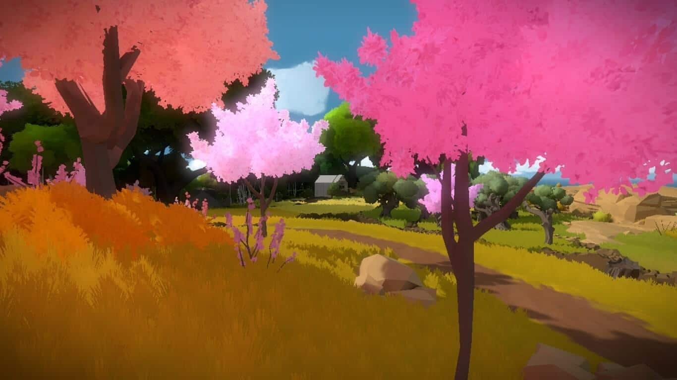 The Witness Android TV 04