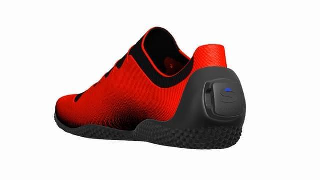 VIVOBAREFOOT Sensoria Smart Shoe 1