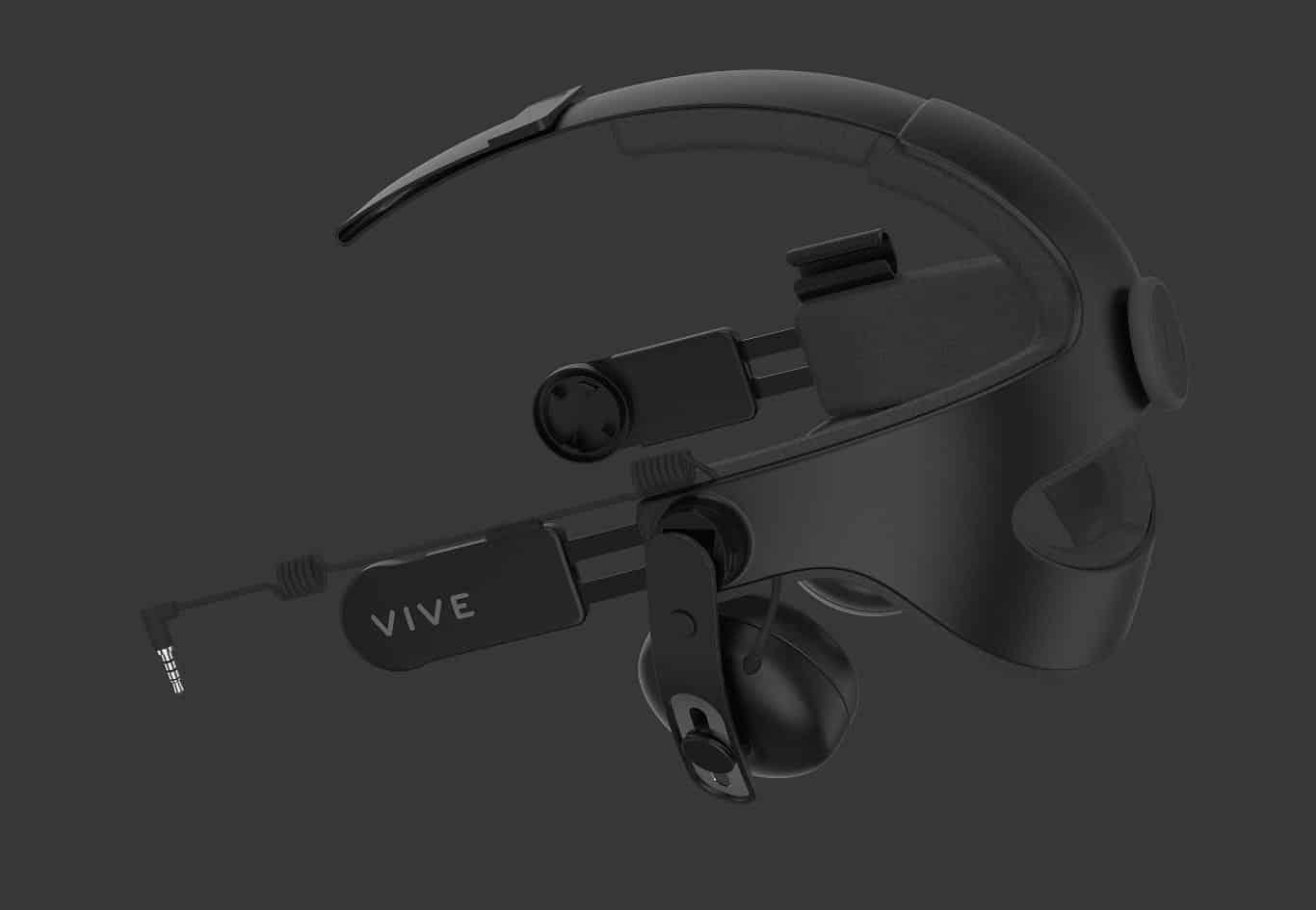 Vive Deluxe Audio Strap Solo 2